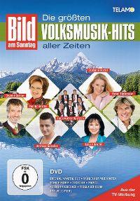 Cover  - Bild am Sonntag - Die grössten Volksmusik-Hits aller Zeiten [DVD]